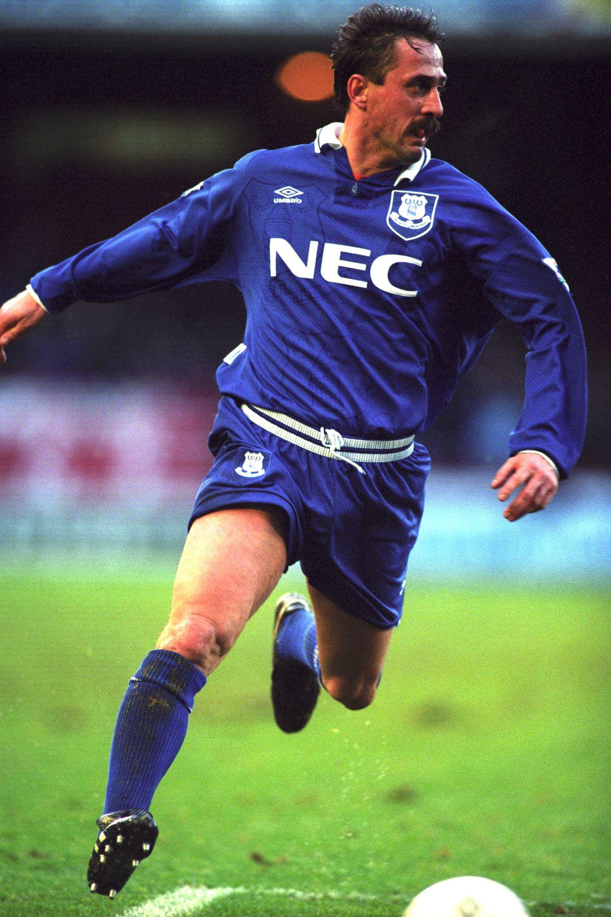 Soccer - FA Carling Premiership - Sheffield United v Everton - Bramall Lane