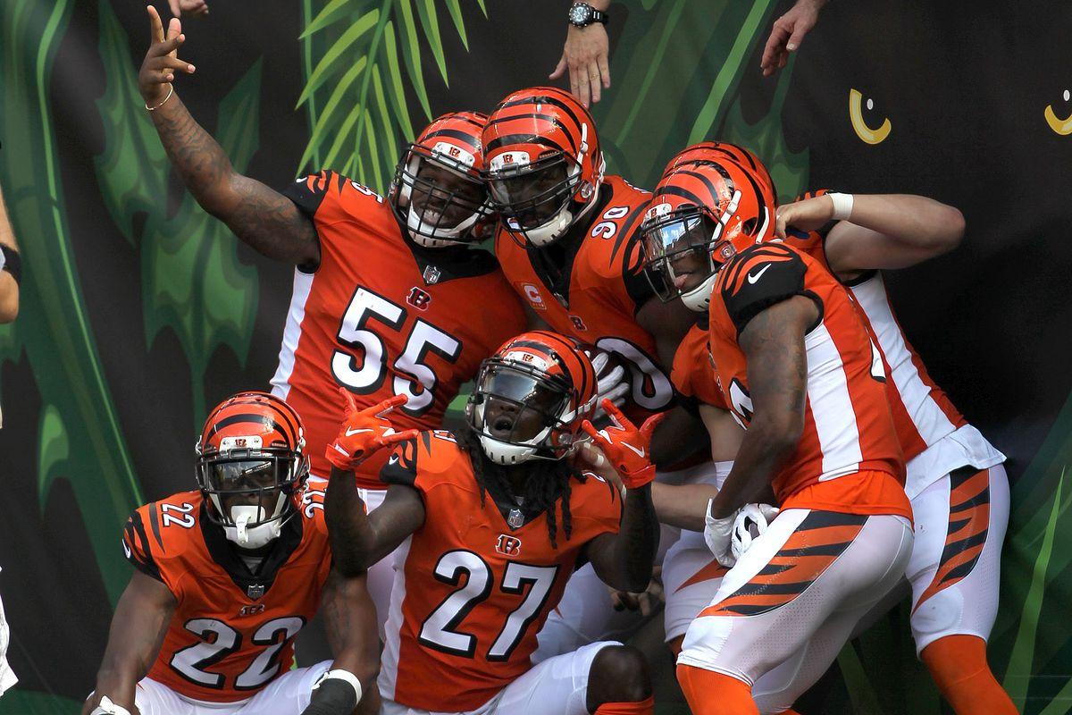 cc588662 Cincinnati Bengals uniform redesign challenge results | SI.com