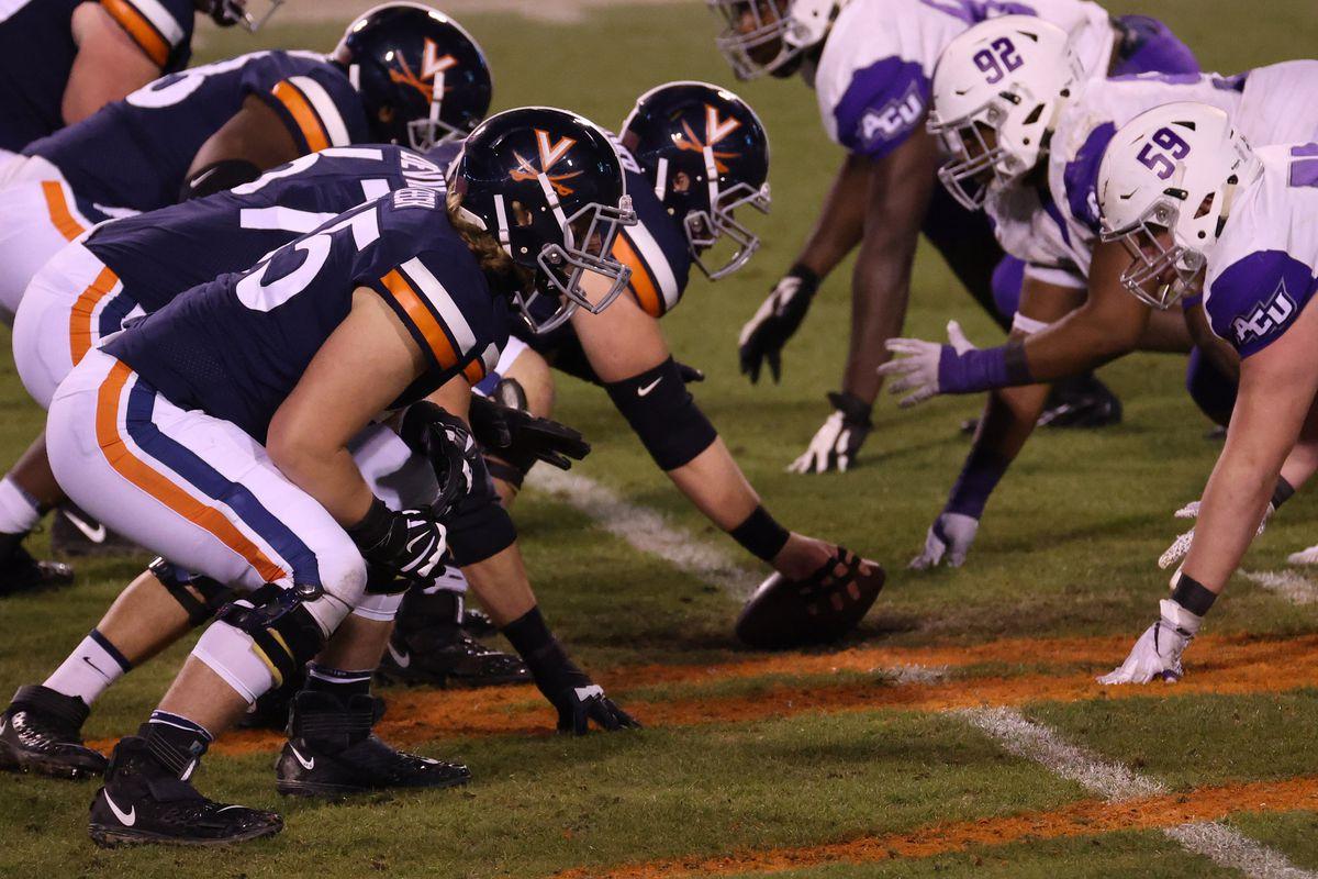 NCAA Football: Abilene Christian at Virginia