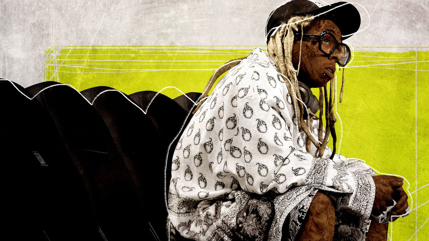 Lil Wayne Has a New Album—and a Lot of Old Scars