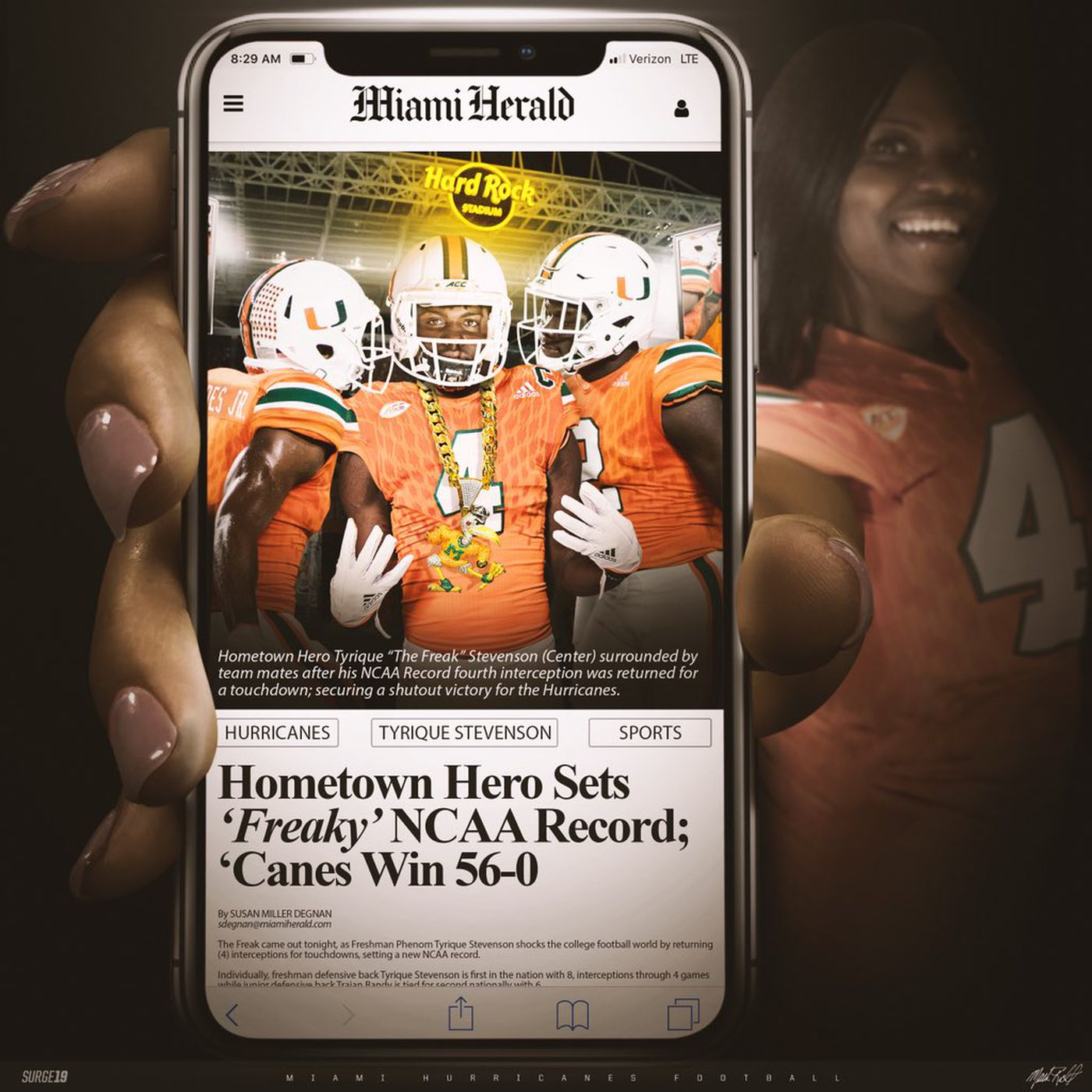 be940cea0 Miami Hurricanes Recruiting Radar  Class Breakdown 9 30 - State of The U