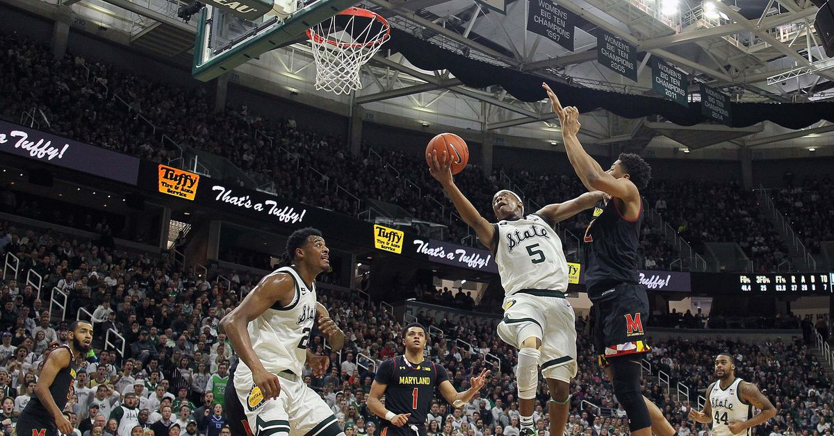 No. 9 Maryland men's basketball vs Michigan State preview