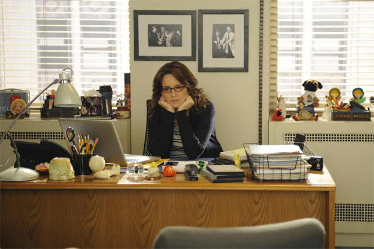 Suck It, Netflix Nerds! 30 Rock Is Going to Hulu This October