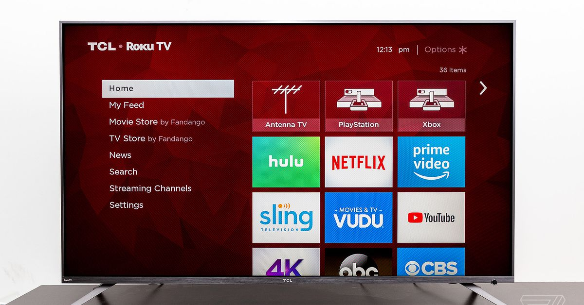 The Top Streaming Apps For Your New Tv The Verge