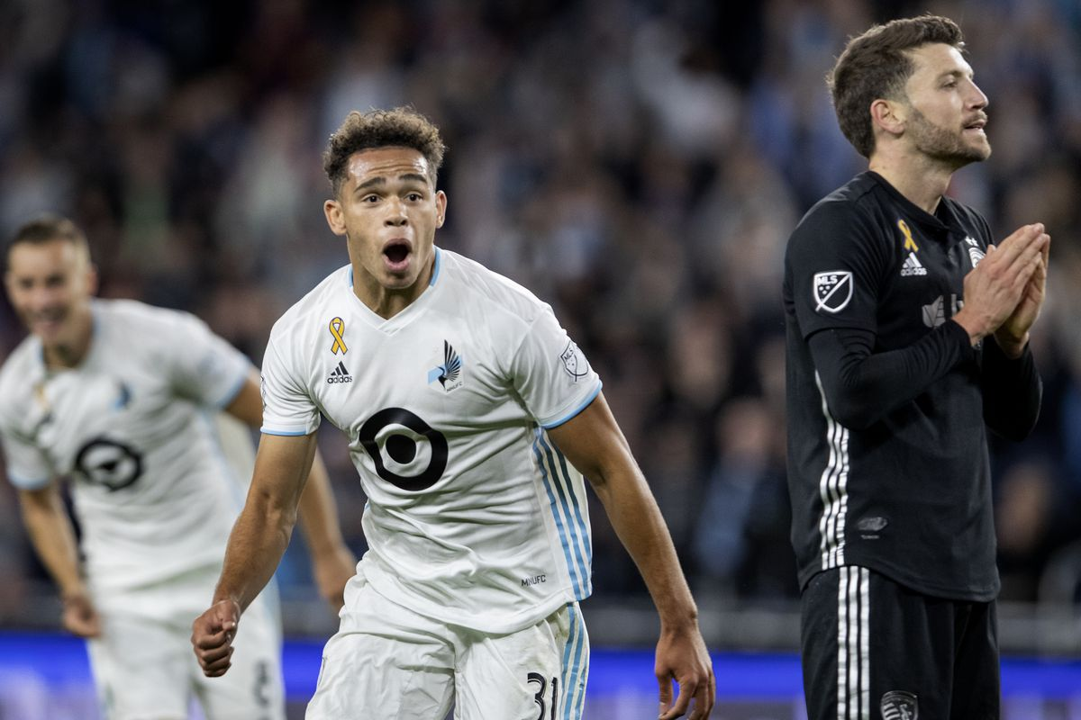 Minnesota United clinch a playoff birth with a win against Kansas City
