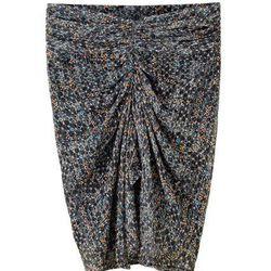 Silk Skirt, $79.95