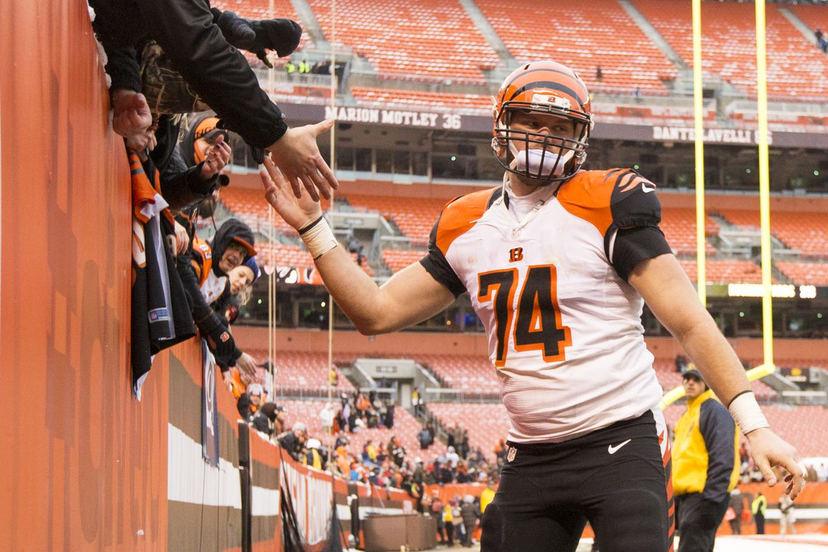 Bengals impressed by Jake Fisher after his first NFL start - Cincy ...