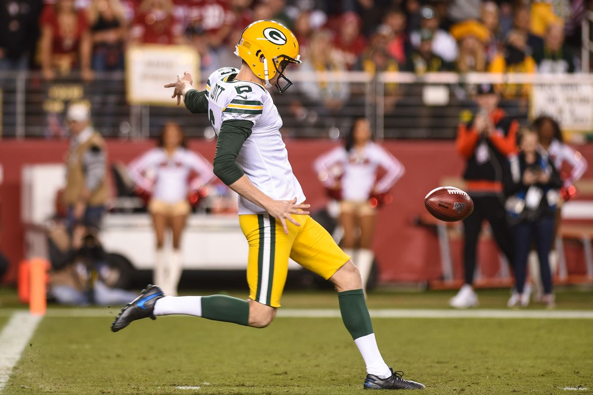 NFL: NOV 24 Packers at 49ers