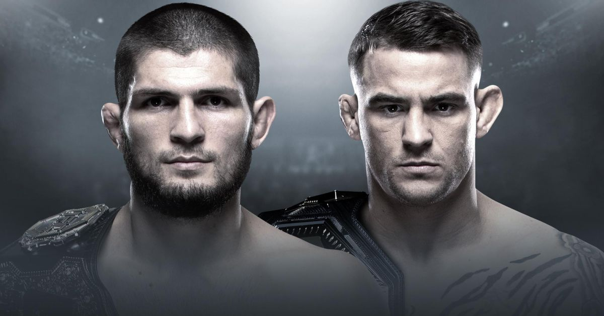 Ufc 242 Video Khabib Nurmagomedov Vs Dustin Poirier Full