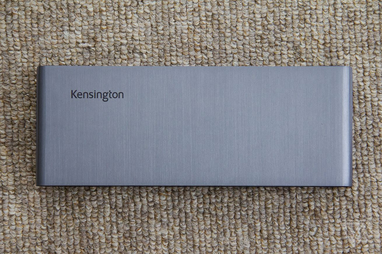 Kensington's SD5700T Thunderbolt 4 dock has all the ports you could need