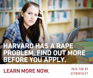Harvard ad