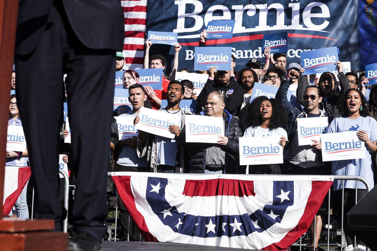 Latinos were Bernie Sanders's key to victory in Nevada