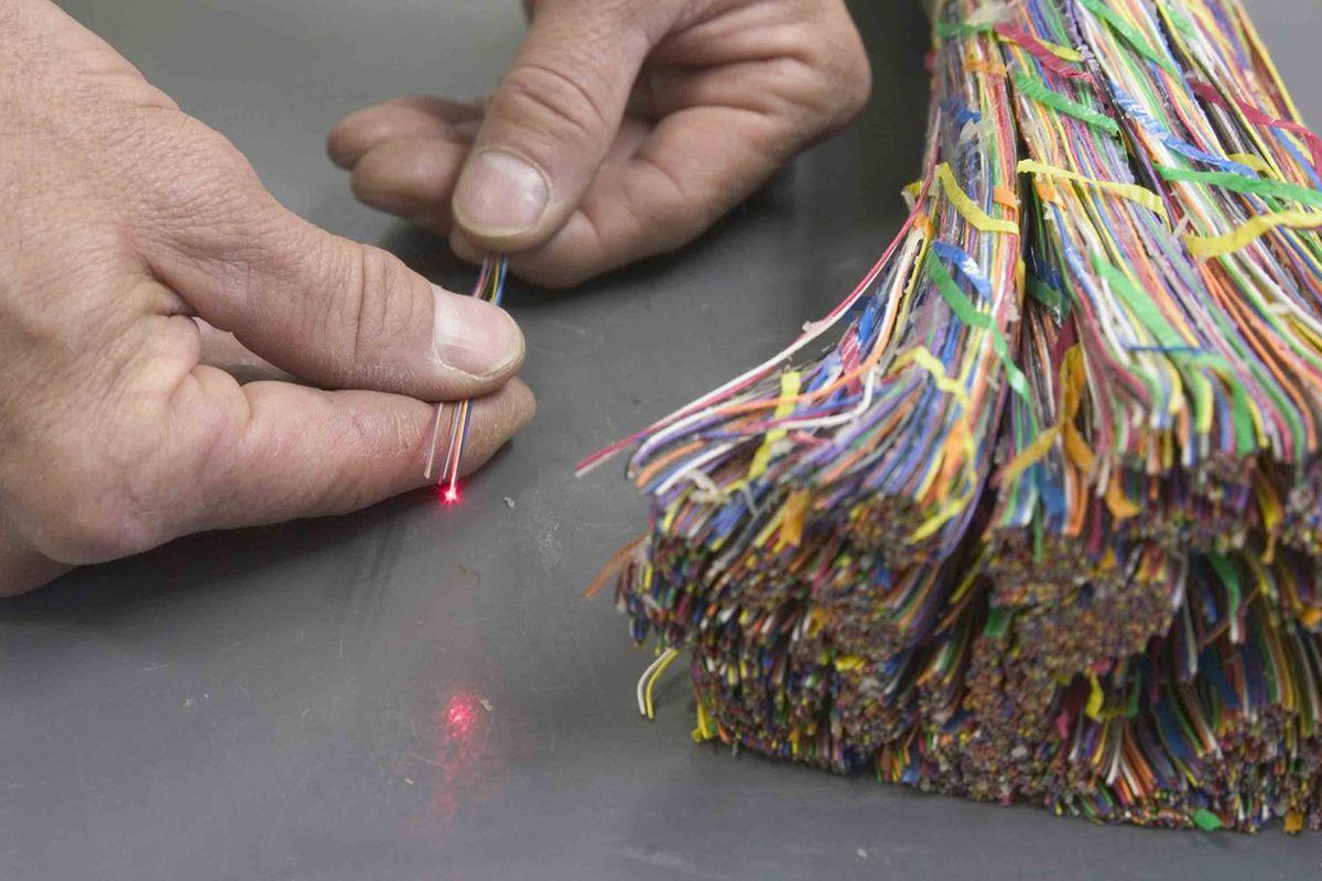 AT&T fiber optic
