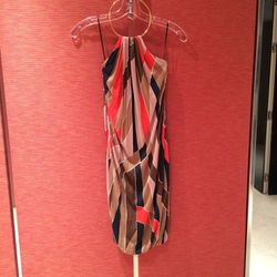 Missoni multicolor dress // $150