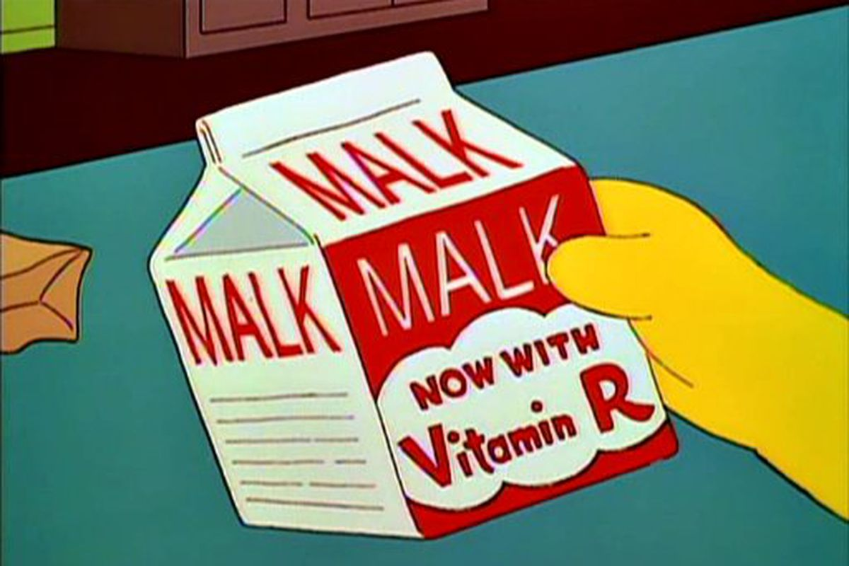 Our offense: now with Vitamin R.