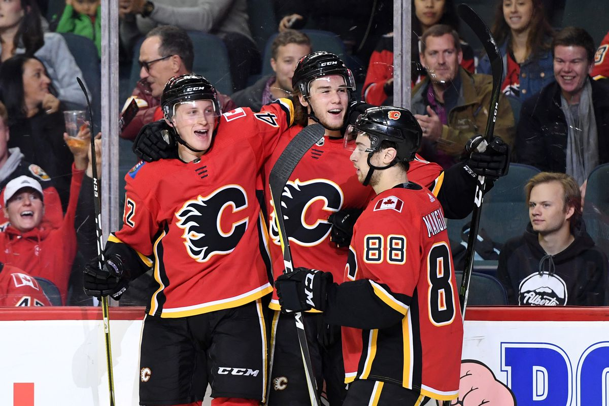 e310c7b1d36 Stockton Heat  2018-19 Preview - Matchsticks and Gasoline