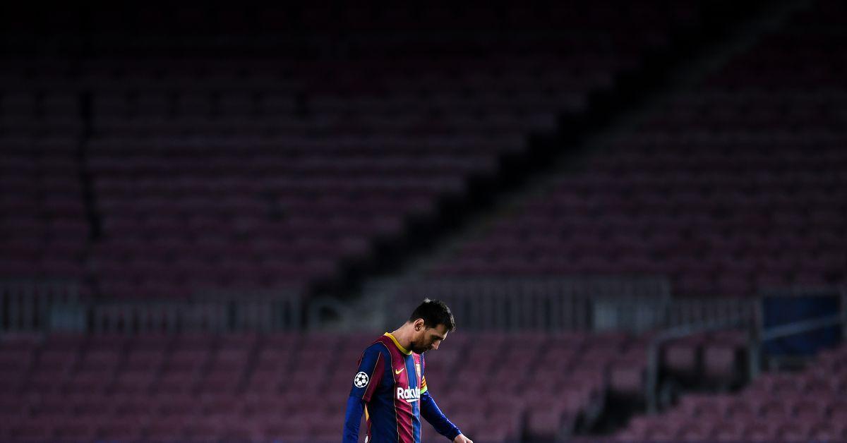 BB Podcast: Post PSG loss, where do Barcelona and Messi stand? - Barca Blaugranes