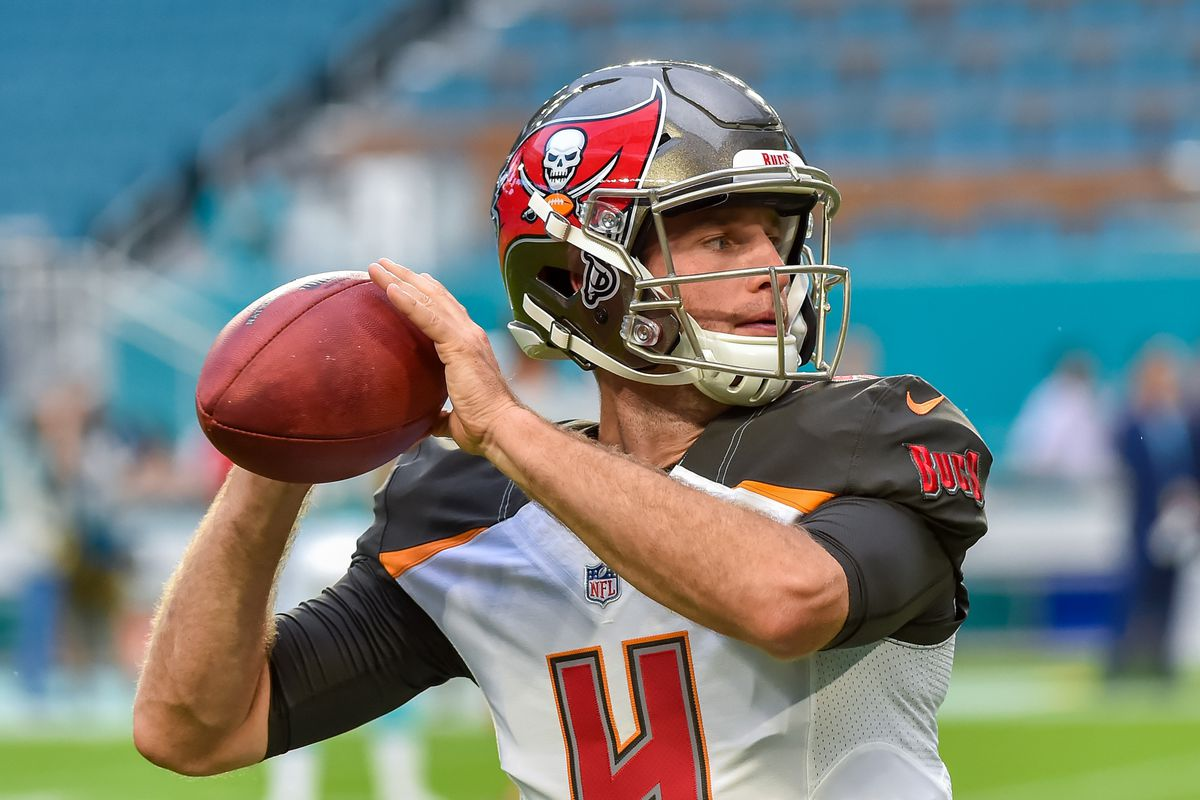 new products 62fed e095b NFL Free Agency: Buccaneers re-sign Ryan Griffin - Bucs Nation