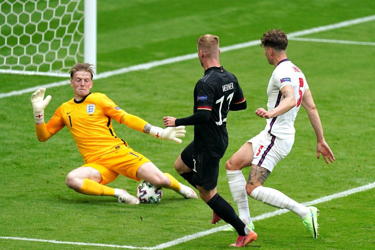 England v Germany - UEFA Euro 2020 - Round of 16 - Wembley Stadium