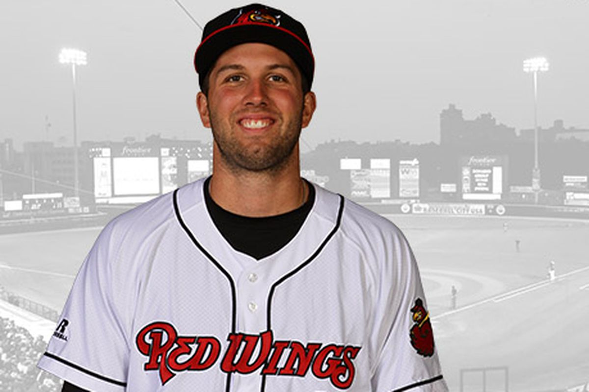 Pat Dean - Rochester Red Wings