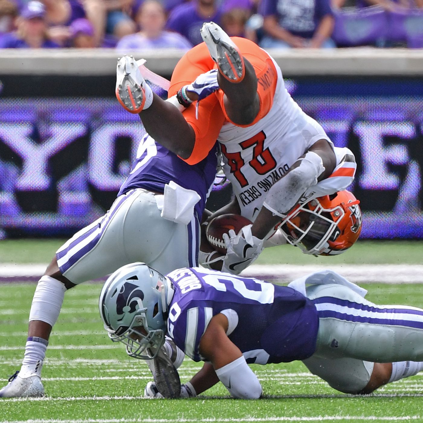 Five Things Learned: BGSU Falcons at Kansas State Wildcats