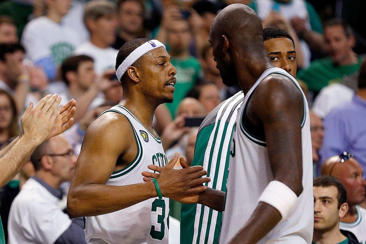 The 2008 Celtics were the first and most fascinating NBA