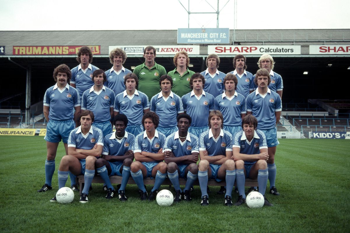 Manchester City Photocall