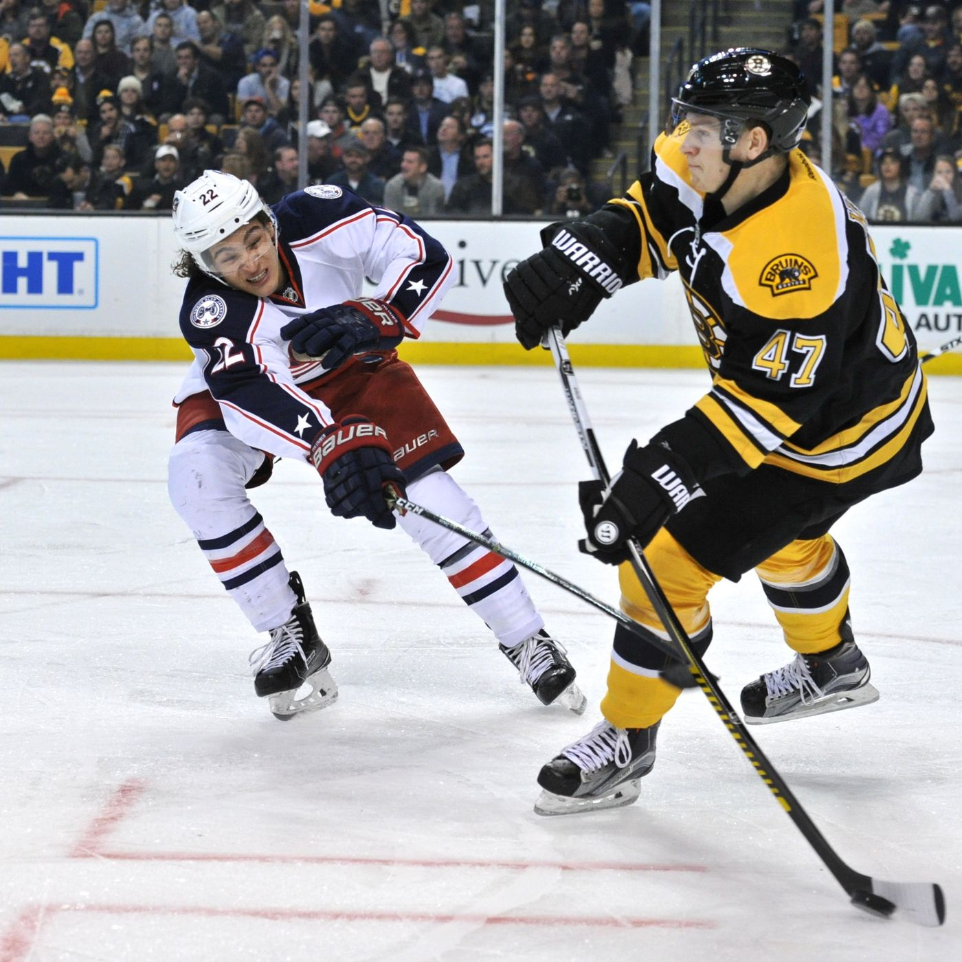 Should The Bruins Look To Turn Torey Krug Into A Draft Pick Stanley Cup Of Chowder