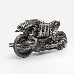 Motorcycle, Terminator Salvation