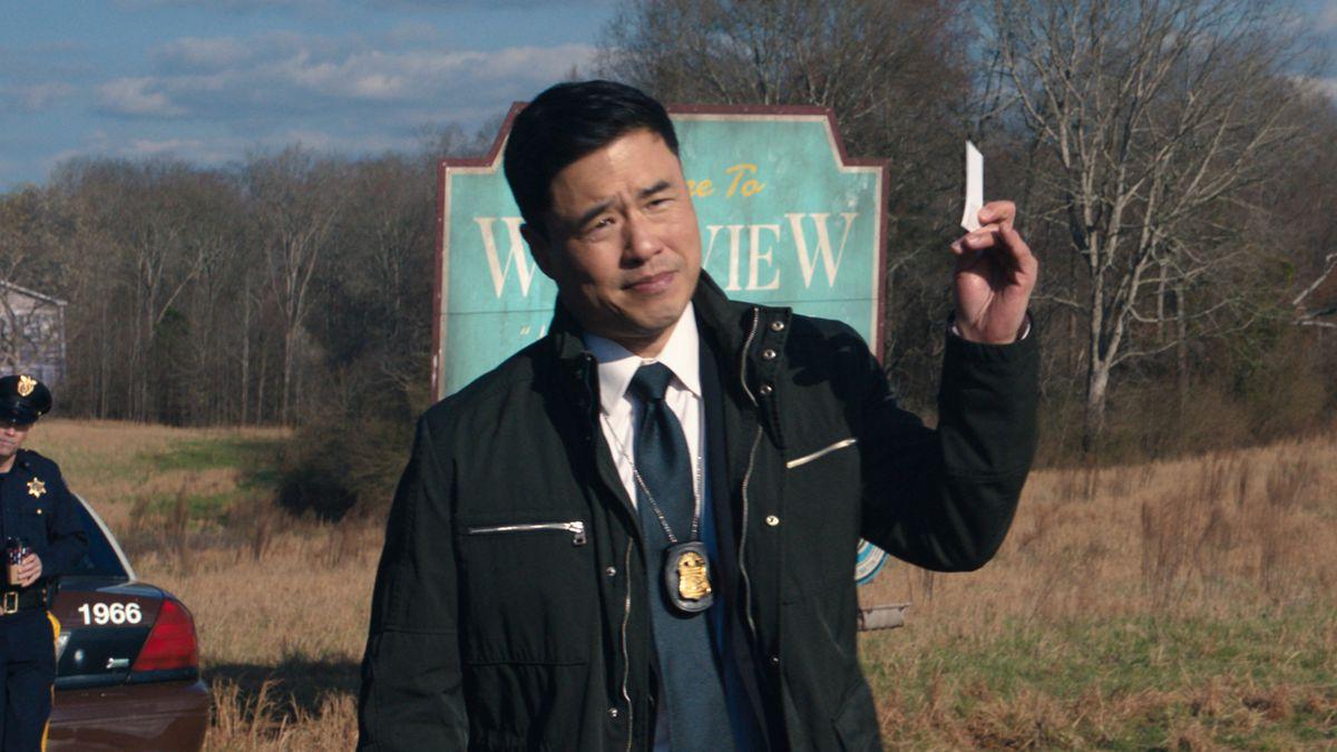 Jimmy Woo in WandaVision
