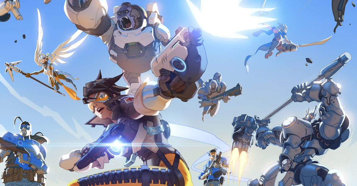 Overwatch comics are getting a mobile makeover, coming to Snapchat