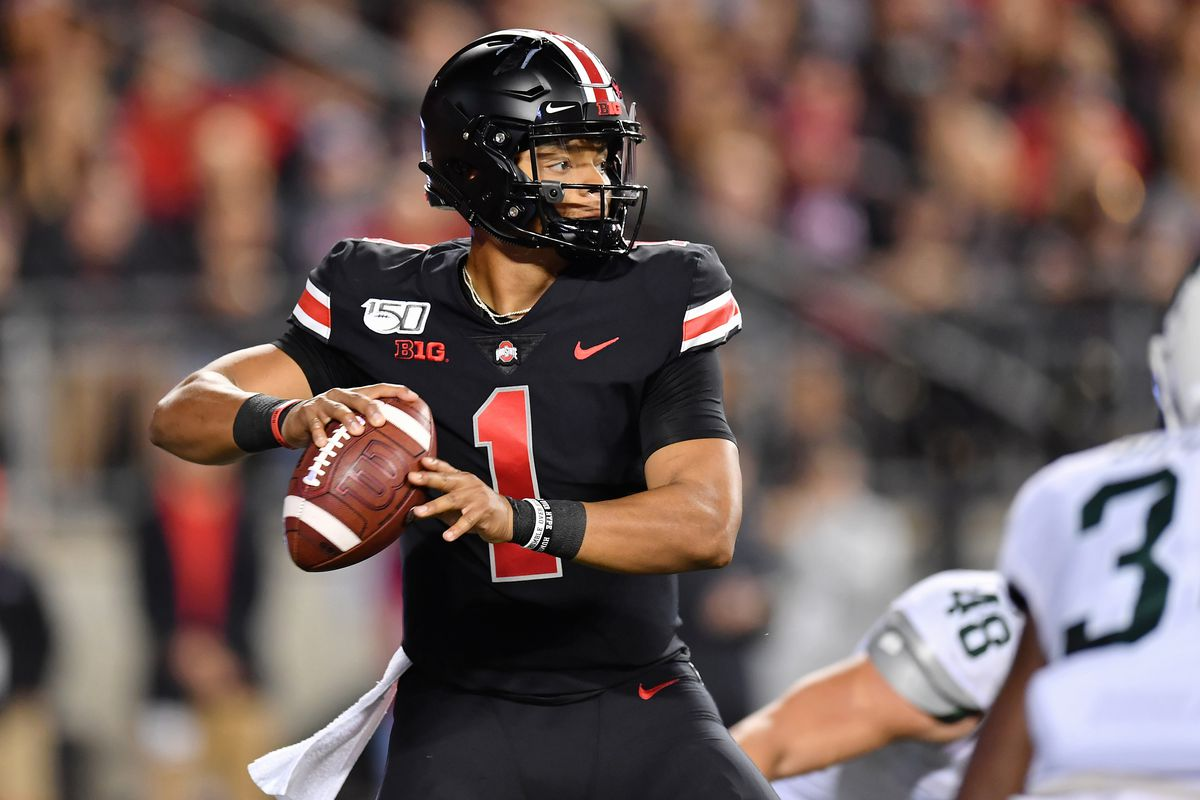 Justin Fields utilized off week for reflection, improvement