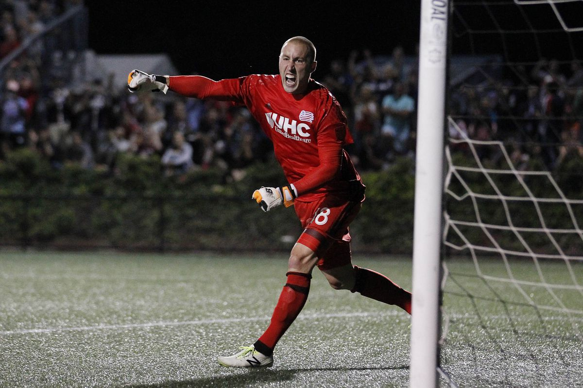 Knighton has now knocked off two of his former teams - the Philadelphia Union and Carolina Railhawks –in Open Cup play.