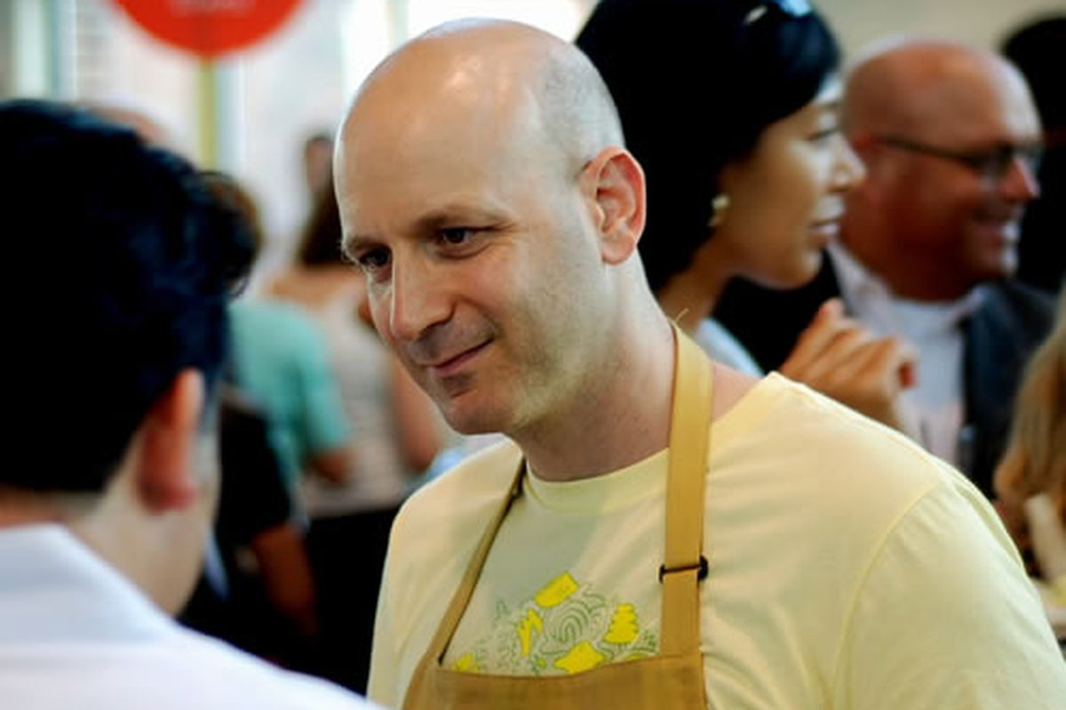 Marc Vetri, the man behind Great Chefs