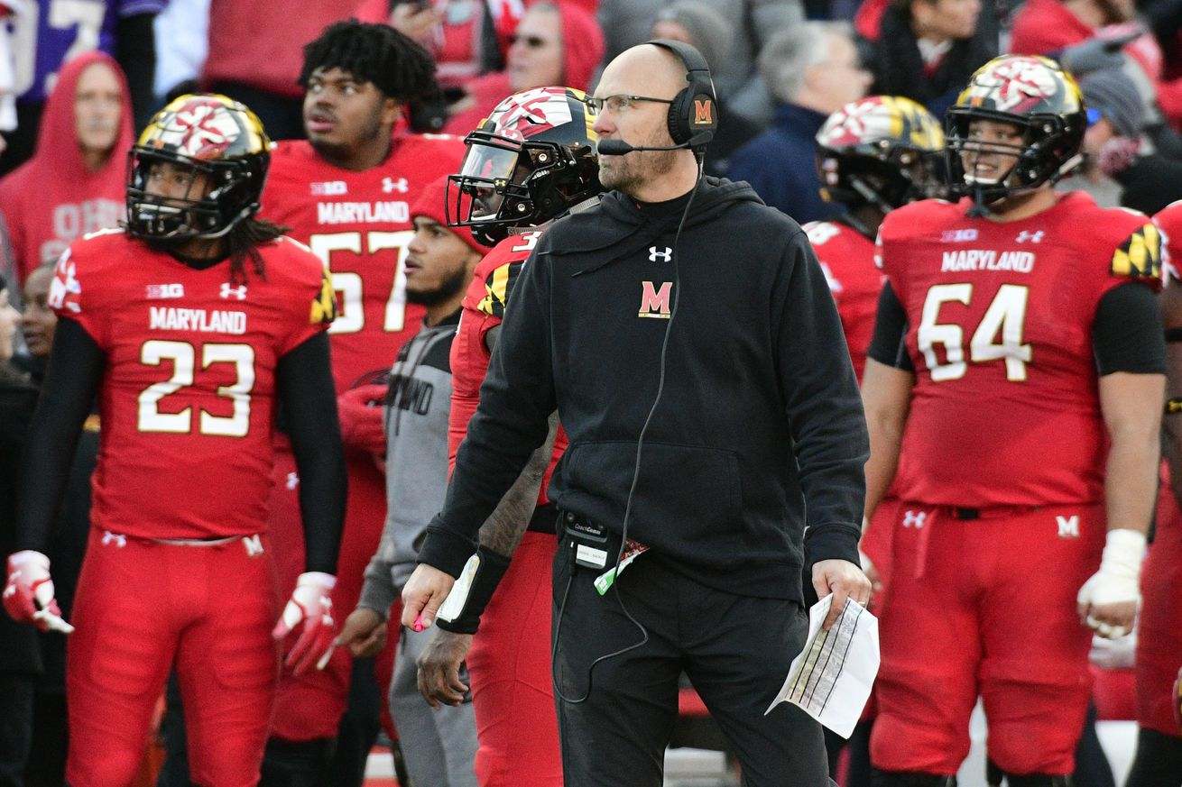 NCAA Football: Ohio State at Maryland