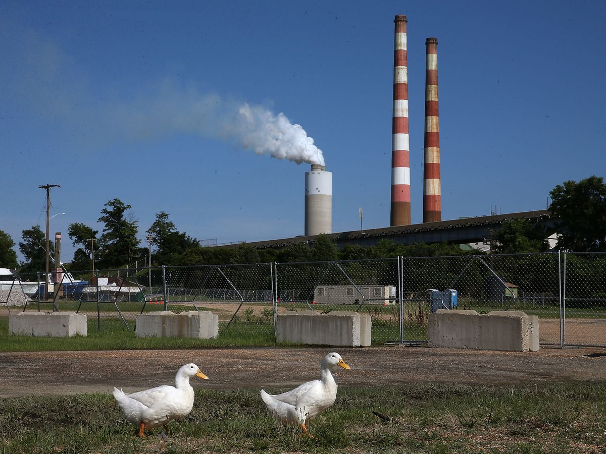 Supreme Court Rules Against Obama Admin's PlanFor Power Plant Emissions
