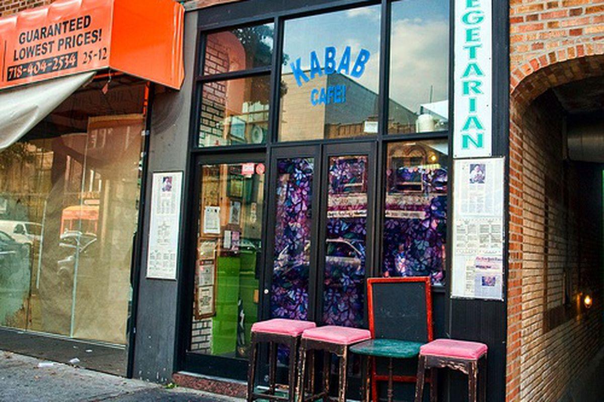 Kabab Cafe, Astoria