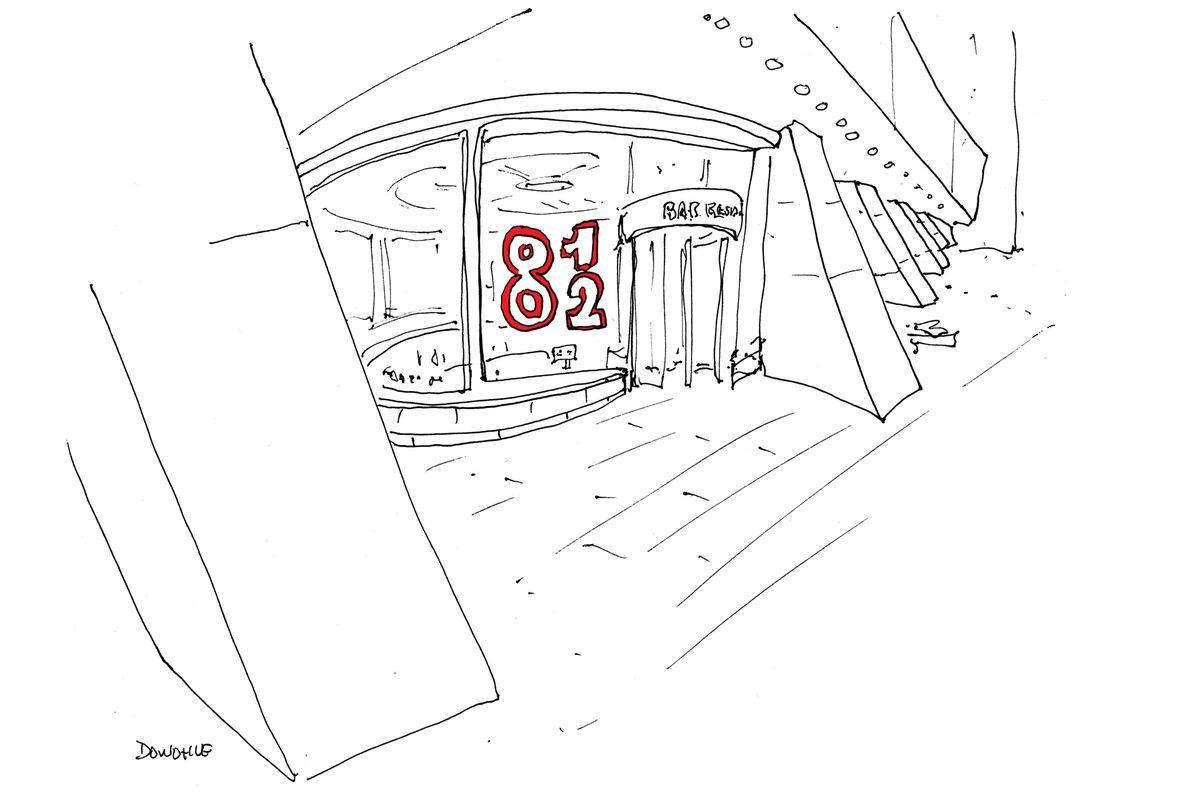 8 1⁄2 brasserie