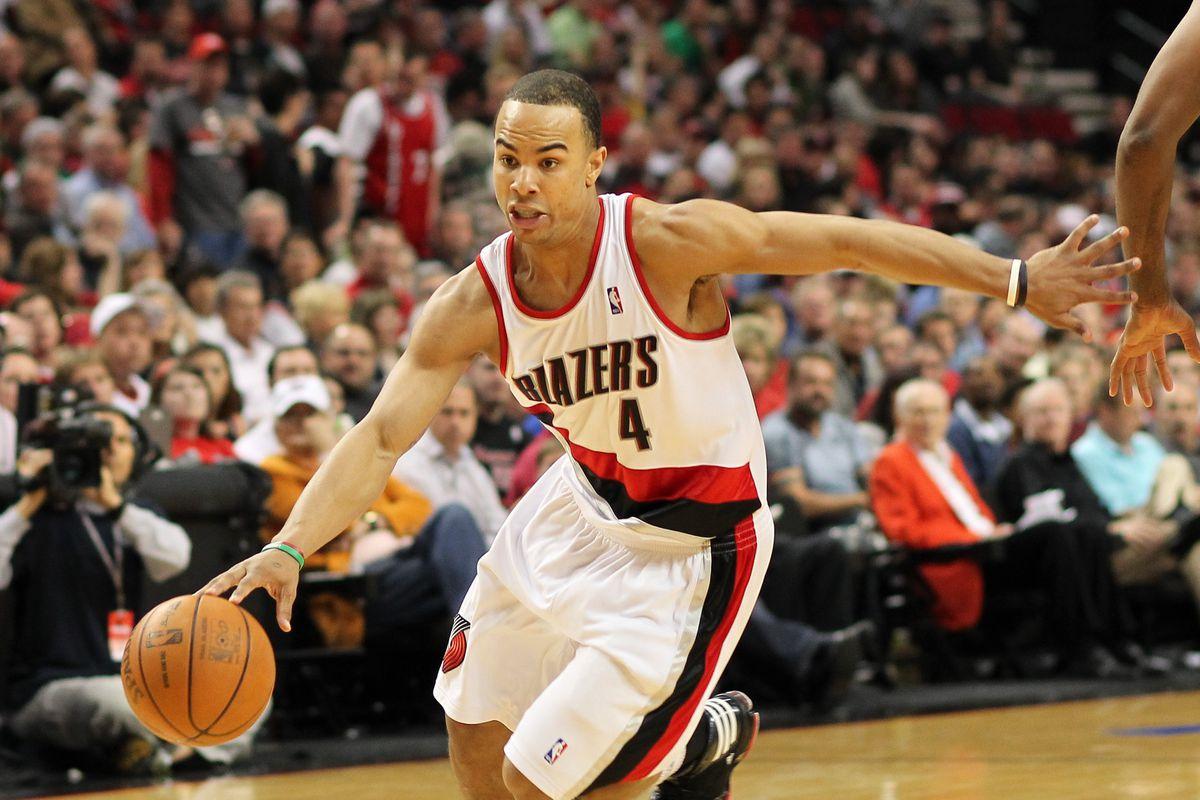 Phoenix Suns v Portland Trail Blazers Game 4