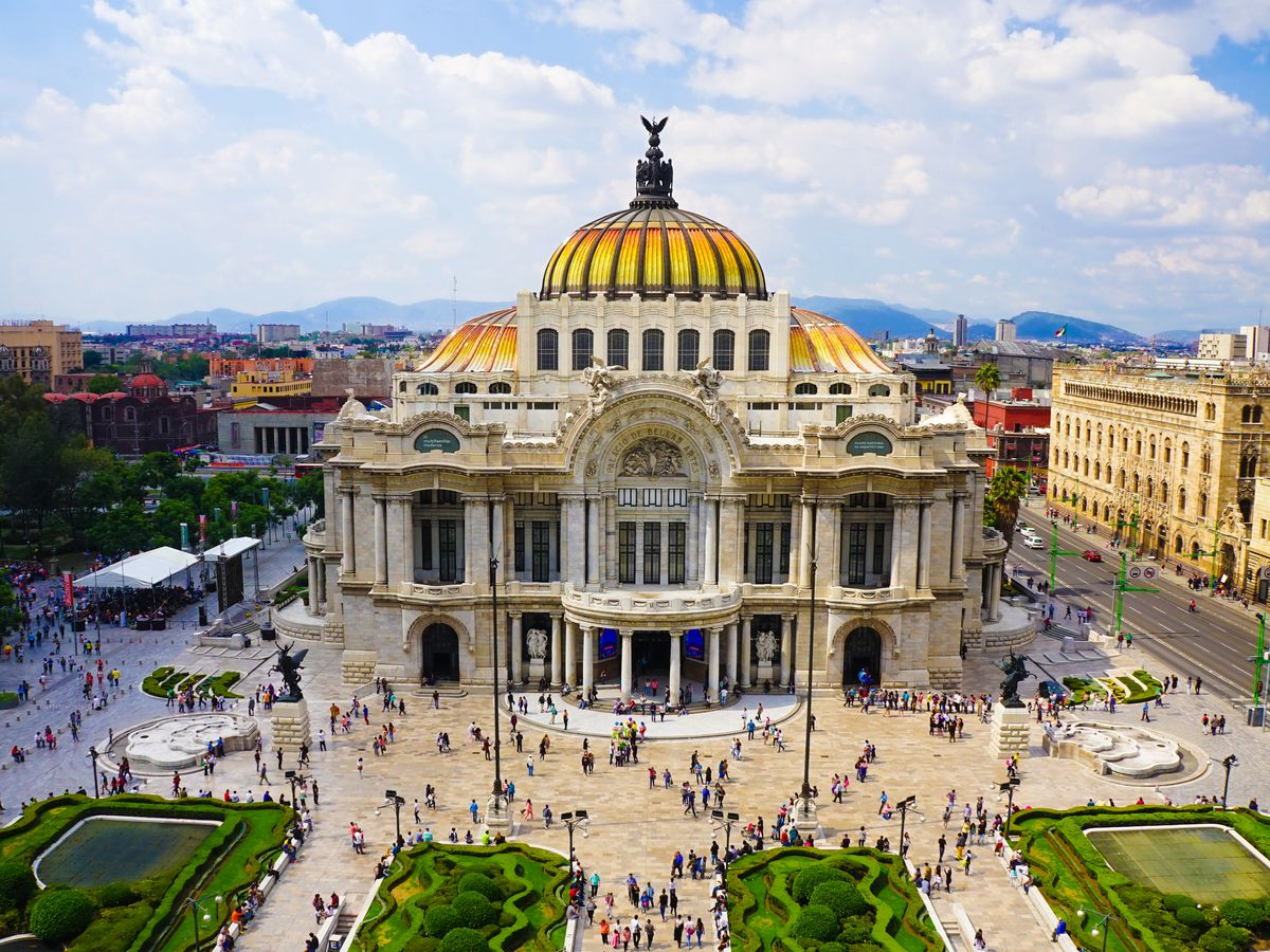 Things To Do In Mexico City: Design And Architecture