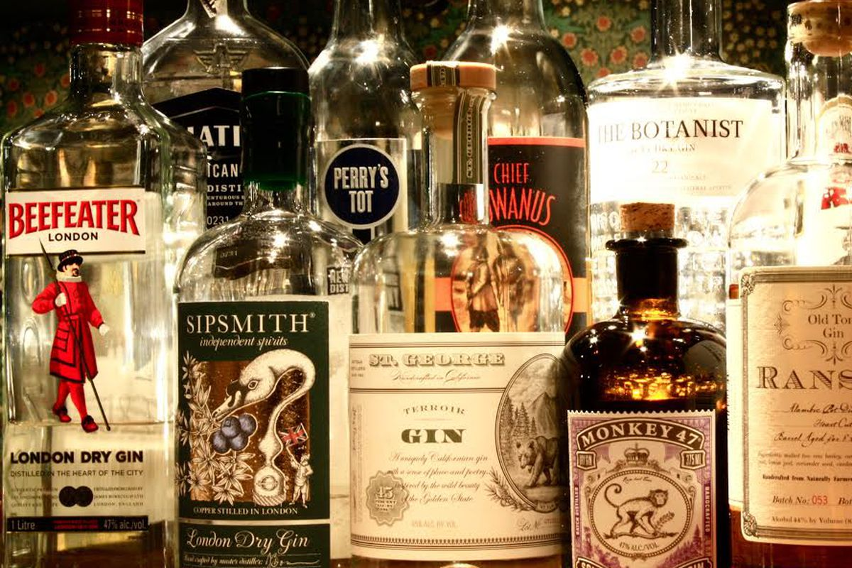 How Gin Came to Be Known as the Big Bad Wolf of the Spirits
