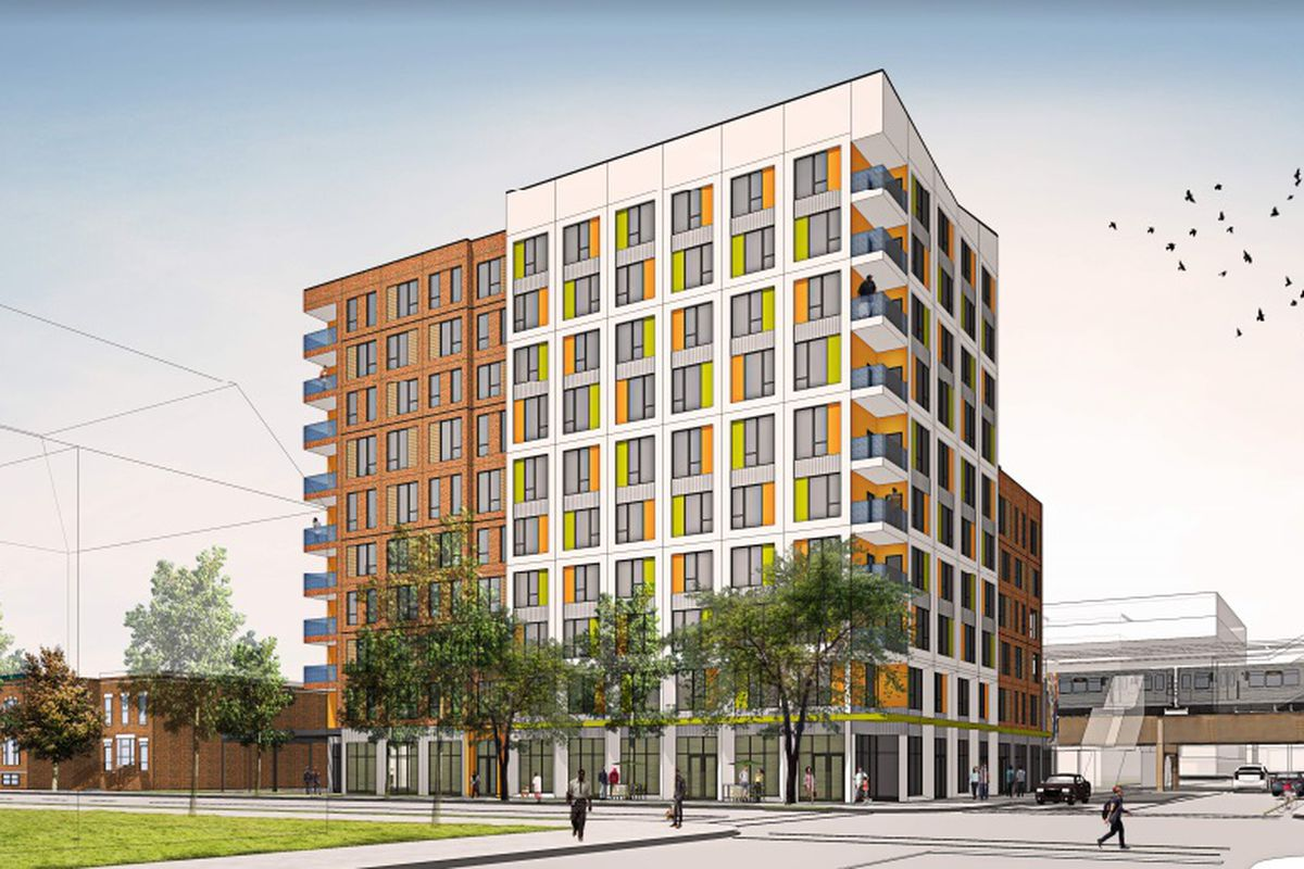 Proposal would add apartments, stores near Green Line ...