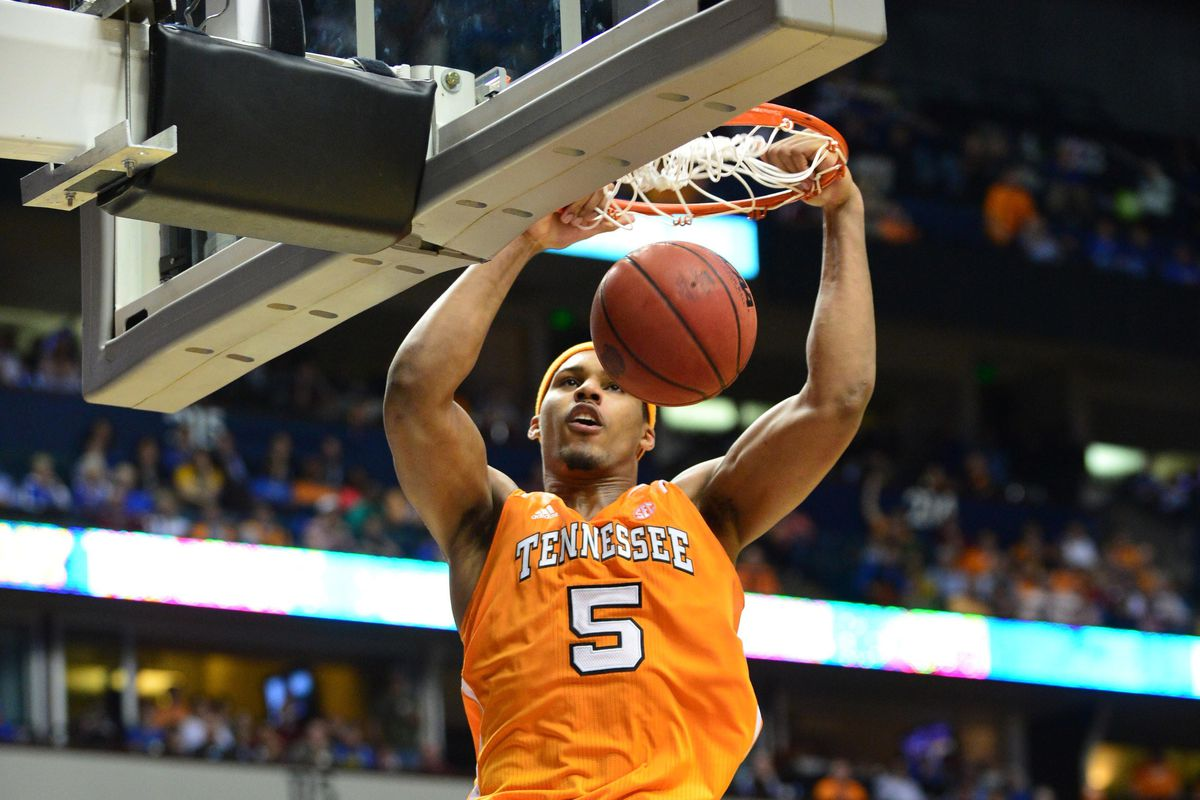 Jarnell Stokes looks to follow up a monster sophomore season with a leap to the next level.
