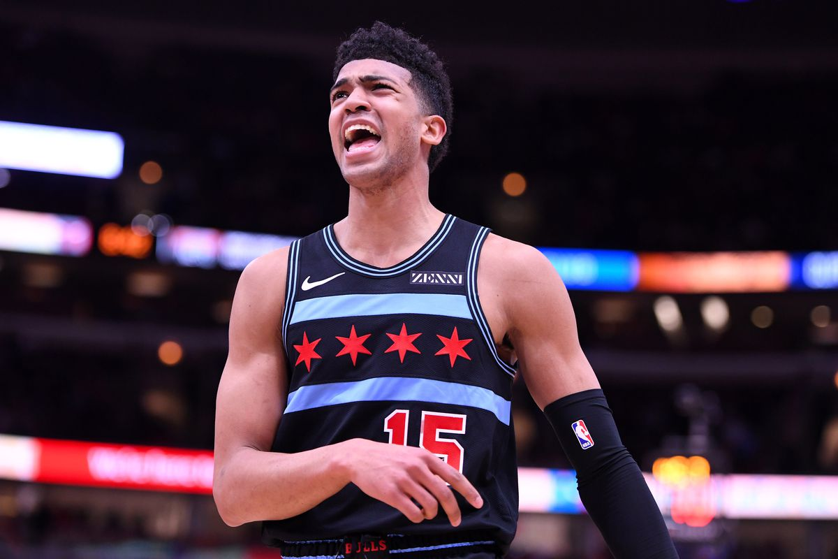 07ede3fbe46 Chandler Hutchison the latest Chicago Bull to suffer a weeks-long injury