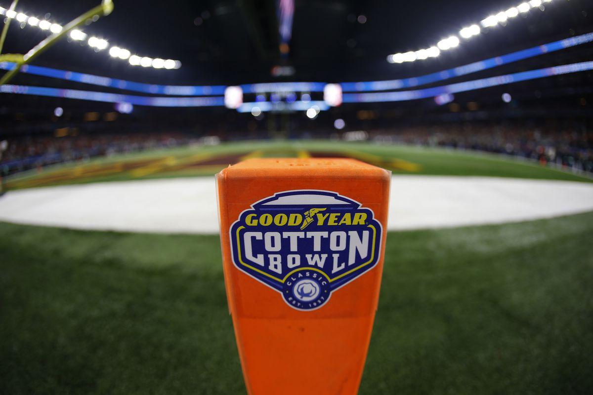 Goodyear Cotton Bowl - USC v Ohio State
