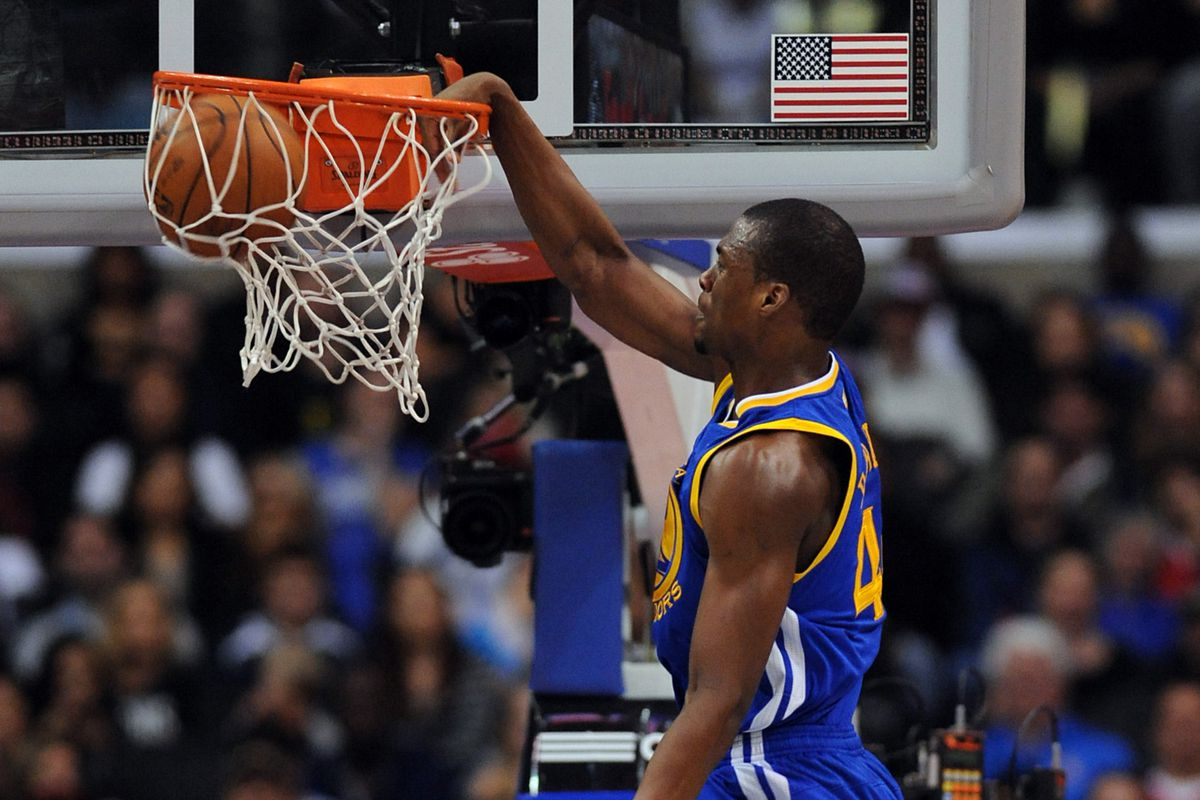 If the Warriors want to keep succeeding, they'll need more of this from Barnes.