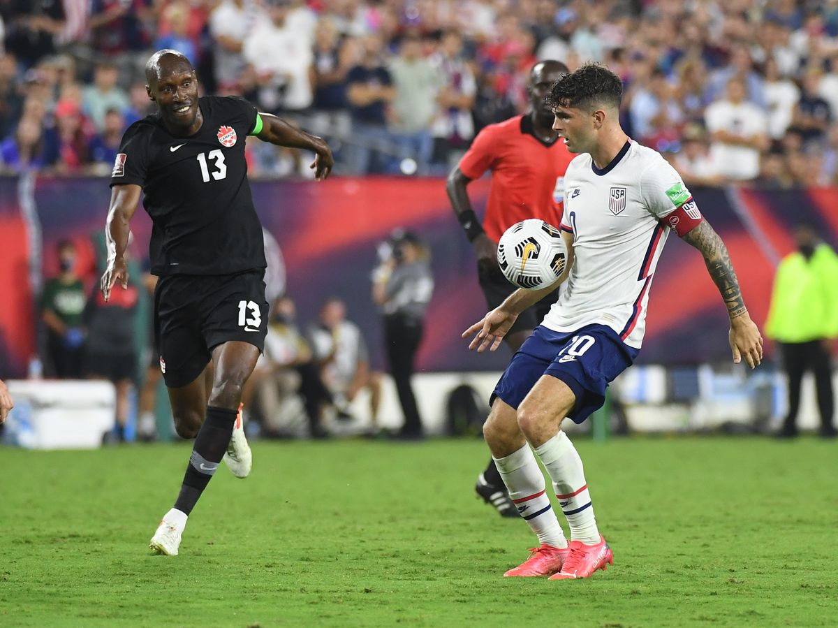 Soccer: CONCACAF FIFA World Cup Qualifier-Canada at USA