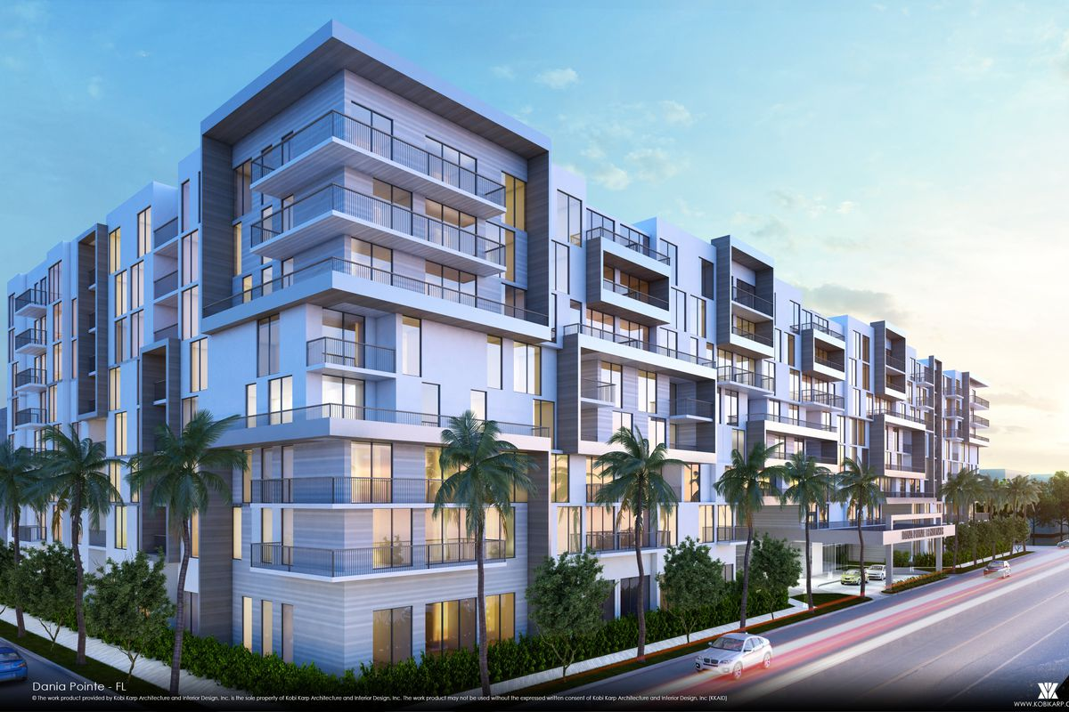 Construction Update Avery Dania Pointe Breaks Ground