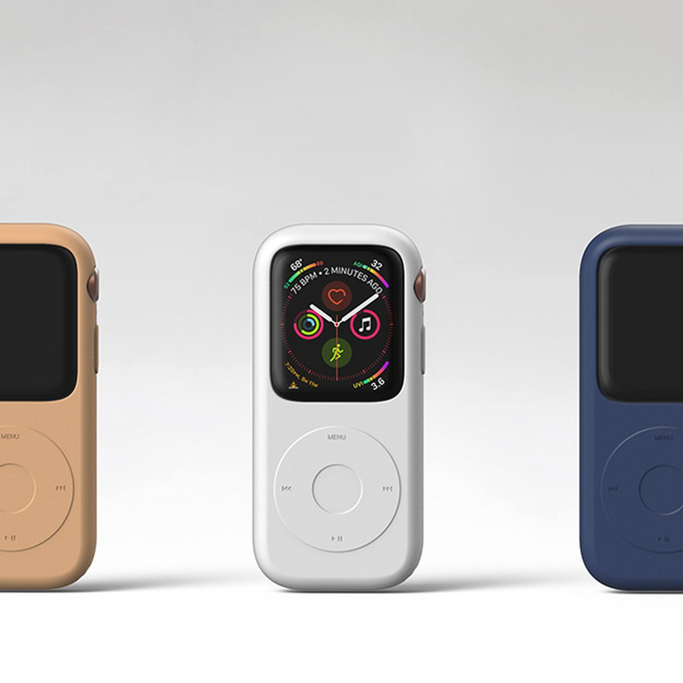 theverge.com - Dami Lee - We've come full circle with this Apple Watch iPod nano concept