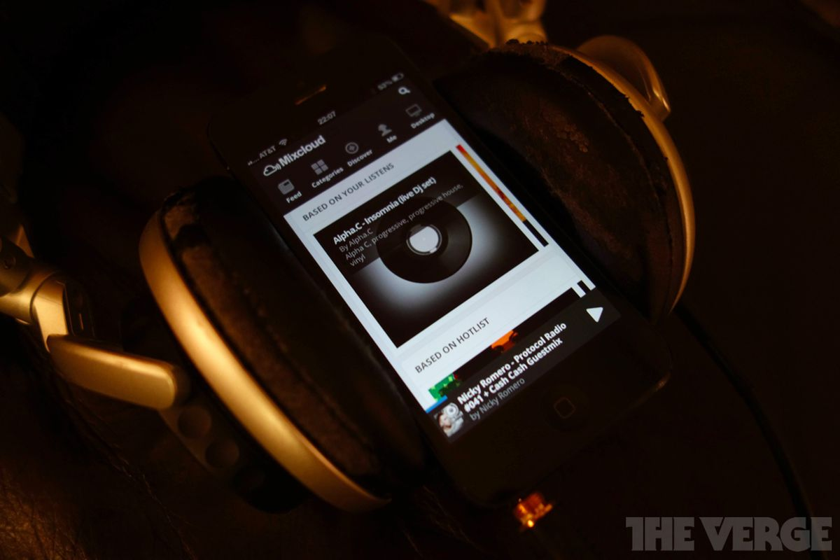 DJs in the mix: with new iPhone app, can Mixcloud do what SoundCloud